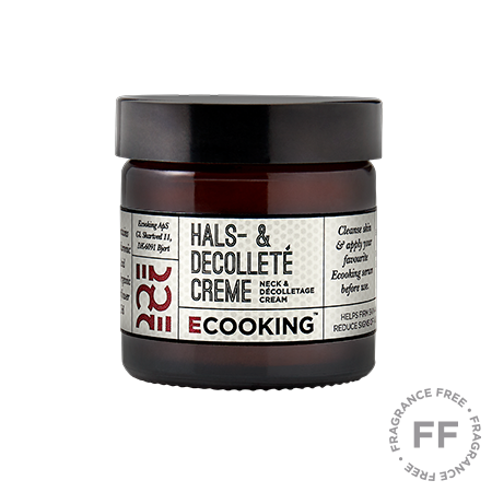 Image of   HALS- & DEKOLLETE CREME - 50 ML