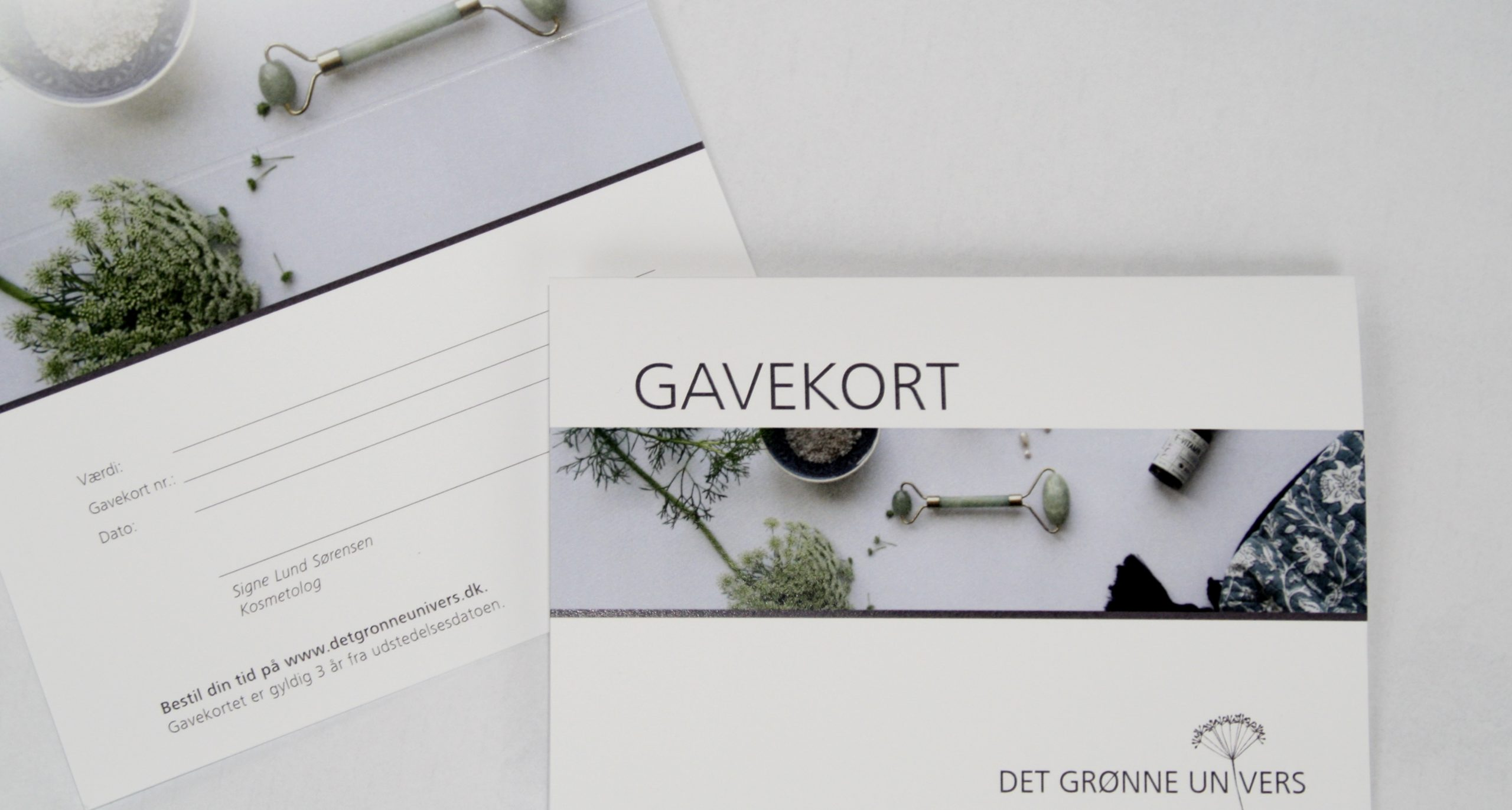 Billede af GAVEKORT - 250 - 1.000 kr