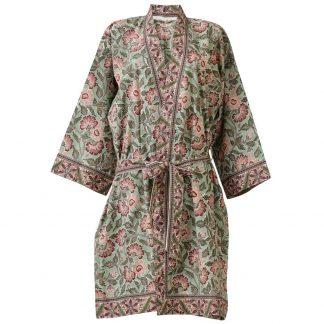 Kimono-groen-bungalow
