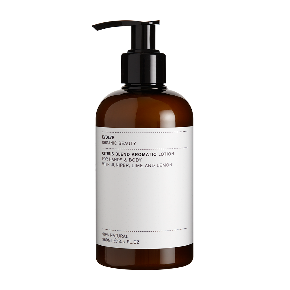 Image of   CITRUS BLEND AROMATIC LOTION - 250 ML