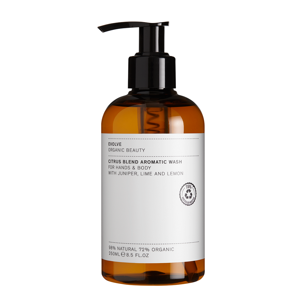 Image of   CITRUS BLEND AROMATIC WASH - 250 ML