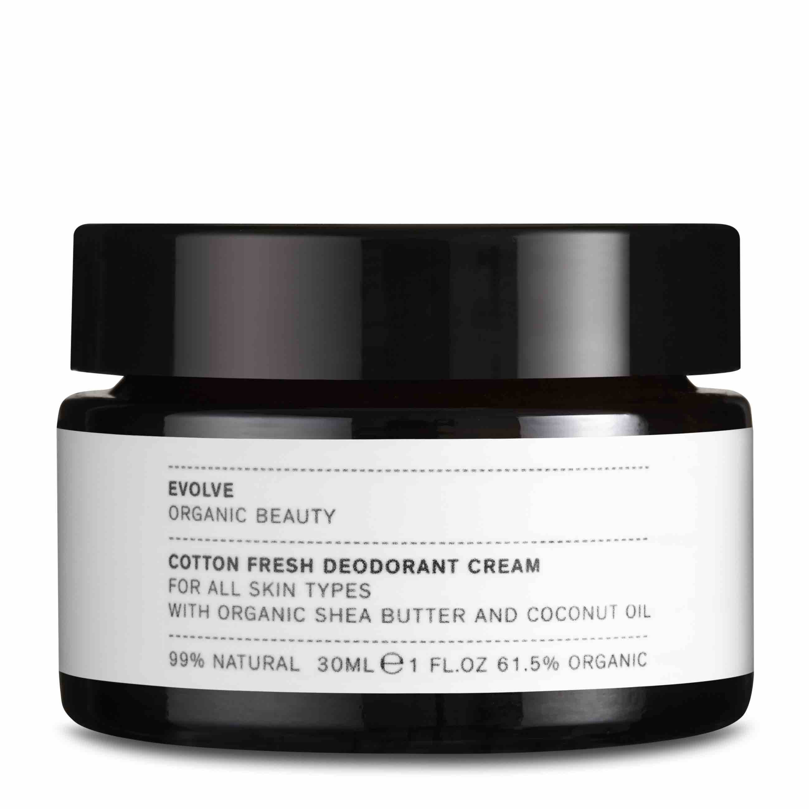 Image of   COTTON FRESH DEODORANT CREAM - 30 ML