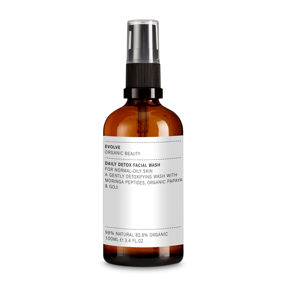 Image of   DAILY DETOX FACIAL WASH - 100 ML
