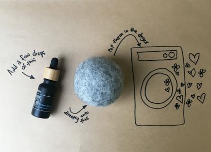 tørrebolde-wool-dryer-balls
