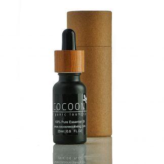 Duftolie - CITRONELLA fra Cocoon Organic Laundry - Det Grønne Univers