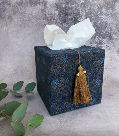 Kleenex Box - Midnight Blue fra Bungalow