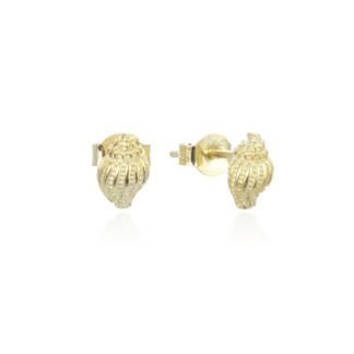 ARIEL ørering - guld fra WIOGA