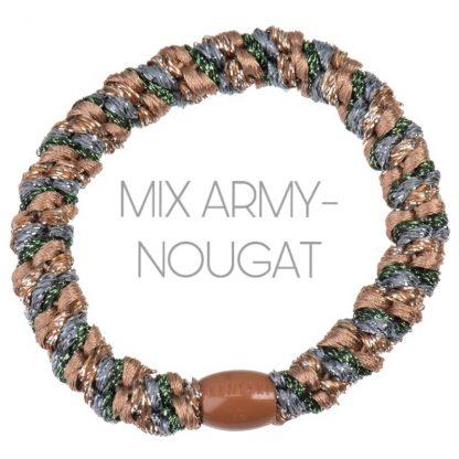 Kknekki Army-Nougat Glitter - Bon Dep
