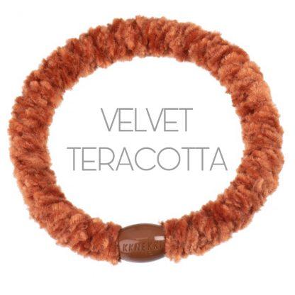 Kknekki Velvet Teracotta - Bon dep
