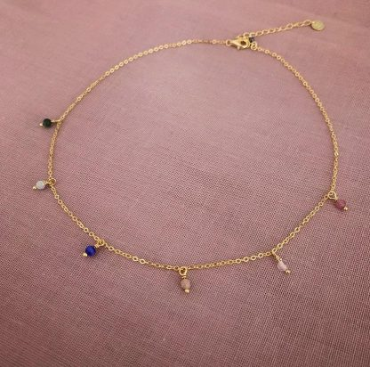 VERA - halskæde - GULD fra WiOGA