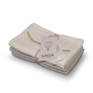 Vaskeklude // Birta - Mix Dove fra SAGA Copenhagen